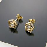 아이비골드 18k GOLD [귀걸이]4792