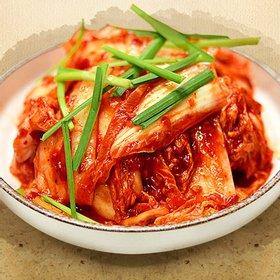 [명동칼국수김치]마늘듬뿍 명동칼국수김치2kg 런칭특가