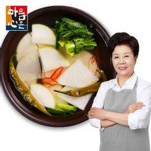 [마음심은] 요리연구가 배윤자 동치미 5kg / 국내산 농산물