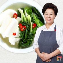 [마음심은] 요리연구가 배윤자 동치미 3kg / 국내산 농산물