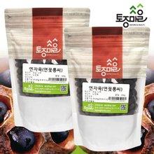 [토종마을]국산 연자육(연꽃씨통씨)300g X 2개(600g)