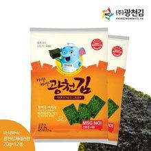 [광천김] 바삭 재래전장김 20g x 12봉