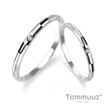 14K 다이아몬드-[타뮤즈] 0.02캐럿 172-14K W.G 다이아몬드 커플링