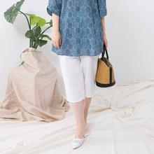 마담4060 엄마옷 멋스럽게편한배기팬츠 QPN907005