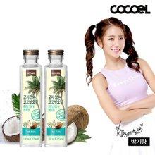 코코엘 굳지않는 MCT 코코넛 오일 150ml 2병