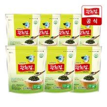 [광천김] 바삭한 광천김 야채 김자반 50g x 7봉