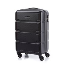 [카밀리안트] SHALOM 캐리어 58 TSA BLACK BA909001 BA909001