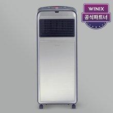 [위닉스] 업소용 온풍기 전기히터 {FEA-SS300NSKD1} (리모컨/33m²/이동바퀴/온도조절)