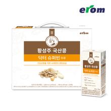 [이롬황성주] 닥터수퍼빈두유 190ml x 80팩