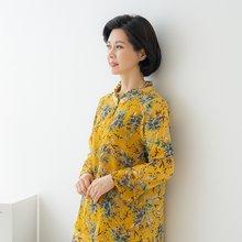마담4060 엄마옷 프릴포인트블라우스-ZBL002036-