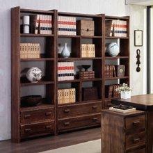 소나무 서재 책장세트(책장900+책장600+책장600)