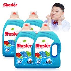 강호동의 쉬슬러 고농축 세탁세제 (3.05L 4개)/아토세이프세제/중성세제/드럼세탁기세제/액체세제
