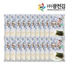 [광천김] 달인김병만 광천김 파래전장김(소) 20g x 20봉
