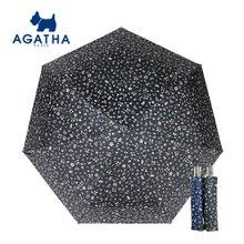 아가타 플라워파티 슬림 완전자동우산 백화점우산