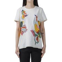 [토리버치] (61293 112) 여성 반팔 티셔츠 20SS