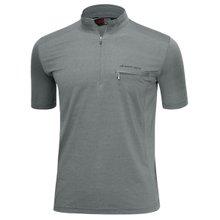 남성 국산 여름 스판 등산복 반팔 티셔츠 LM-H-311-02-그레이