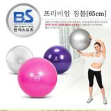 [비에스] 스타일 짐볼 65cm 3가지색상선택 +발펌프