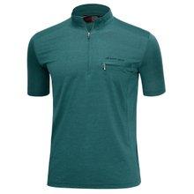 남성 국산 여름 스판 등산복 반팔 티셔츠 LM-H-311-04-청록