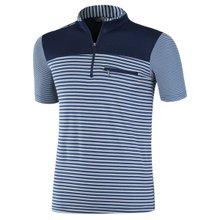 국산 아웃도어 골프 등산 여름 반팔 티셔츠 LM-H-306-01-네이비