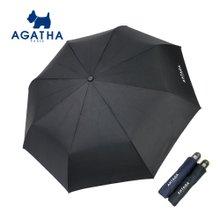 아가타 빅로고 수동 3단우산 백화점우산