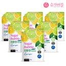 [슈가버블] 친환경 레몬 주방세제 리필 1190mL x6개