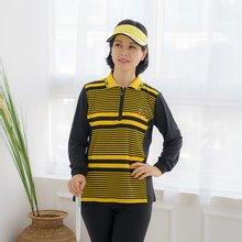 마담4060 엄마옷 골프라운딩티셔츠-ZTE001051-