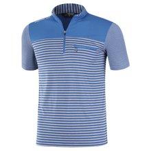 국산 아웃도어 골프 등산 여름 반팔 티셔츠 LM-H-306-02-블루