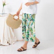 마담4060 엄마옷 여름풀잎통팬츠 QPN906072
