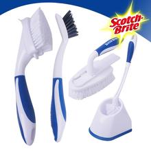 [3M]욕실청소용품 필수구비 브러쉬 알뜰세트 TOMA0603