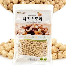 [너츠스토리] 온가족 영양간식 헤이즐넛(홀) 1kg