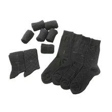 [무료배송][한국생산] 가파치 CAPACCI 고품질 남성 블랙 양말10종