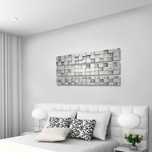 브릭 3P 자작나무 액자 벽시계 CHR-3618