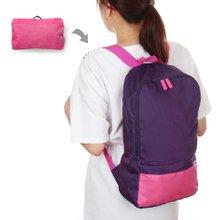 [Design Go] Foldable Backpack / 접이식 백 11L