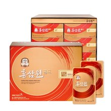 [정관장] 홍삼원골드 50ml x 60포 /쇼핑백증정
