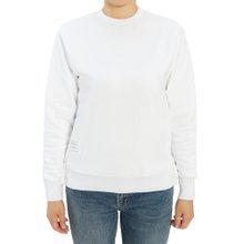 [톰브라운] 스트라이프 루프백 FJT070A 03377 100 여자 긴팔 맨투맨 티셔츠