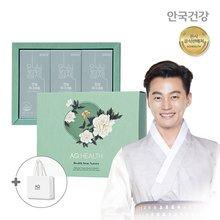 안국건강 인생뷰티 코엔자임큐텐 3박스(6개월)+쇼핑백