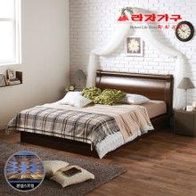 [라자가구]굿모닝GM400 침대세트 퀸Q(본넬매트리스)
