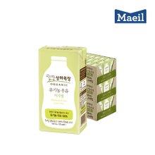 [매일우유] 상하목장 유기농우유 저지방 200mlX72팩