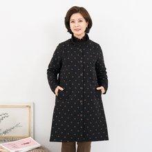 마담4060 엄마옷 블럭패딩자켓-ZJK910015-