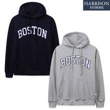 [해리슨] BOX 보스톤자수 후드 MJ1138