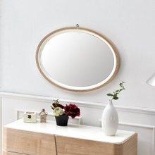 룬드 화이트 거울 화장대거울 벽거울 원형거울