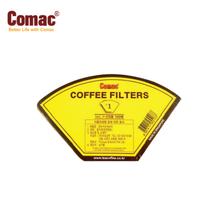 Comac 커피여과지 #1Y(100매)-FY1 [커피필터/거름종이/핸드드립/드립용품/커피용품]