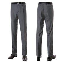 [파파브로]남성 기본 원턱 양복 정장 바지 LO-A9-95-그레이