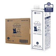 [연세우유] 연세 무항생제인증 우유(흰우유) 730mlX8팩