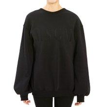 [엠에스지엠] 로고 2741MDM67 195799 99 여자 긴팔 기모 맨투맨 티셔츠
