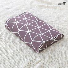 천연라텍스 베개 성인용 지압 베개 세트/지압형/국내산