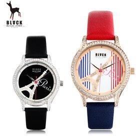 [블랙마틴싯봉]409 Eiffel womens watches(BKL1520L_GAVD409)