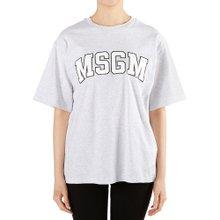 [엠에스지엠] 로고 2642MDM262 195296 94 여자 반팔티셔츠