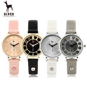 414 Black bold watches (BKL1526L_GAVD414)