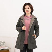 마담4060 엄마옷 손이가는후드점퍼-ZJP912042-